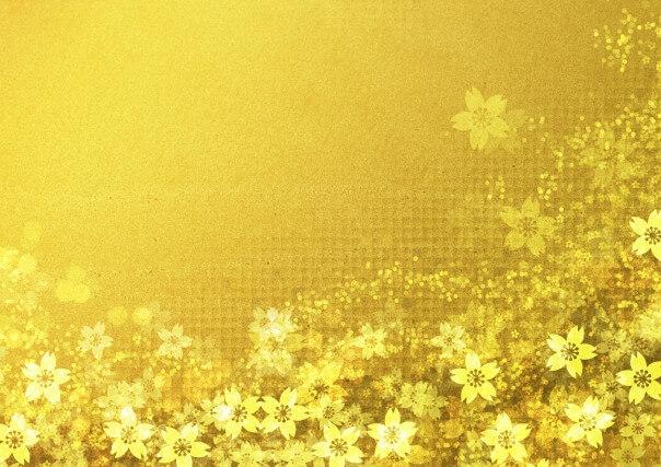 金色が与える色の効果やイメージ