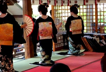 宇多須神社 『節分祭』!
